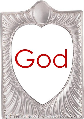 Idols of the heart, God