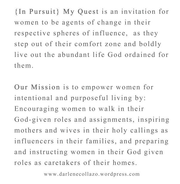 IPMQ Mission Statement