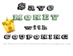 Save Money W Couponing