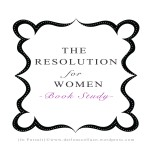 Resolution for Women button