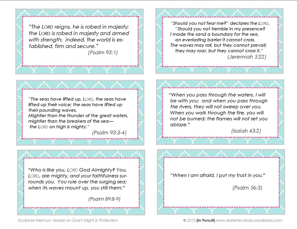 beloved quotes flash cards