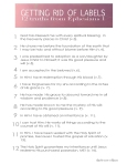 12 Truths From Ephesians 1