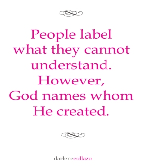 People label