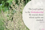 The Lord Is Near_Brokenhearted